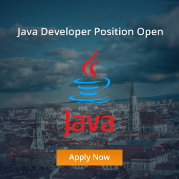 Java Software Developer Position Open